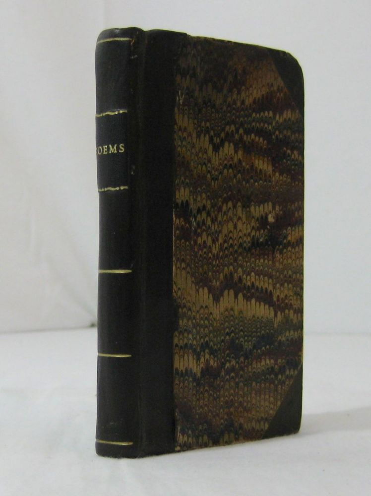THE POETICAL WORKS OF WILLIAM COLLINS; (with) THE POEMS OF DR. SAMUEL JOHNSON. Samuel Johnson, William Collins, Dr. Langehhorne, F. W. Blagdon.