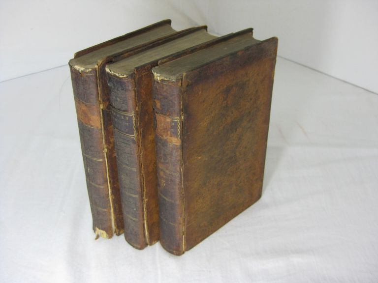 THE LIFE OF LORENZO DE' MEDICI, Called The Magnificent. (3 volume set, complete). William Roscoe.