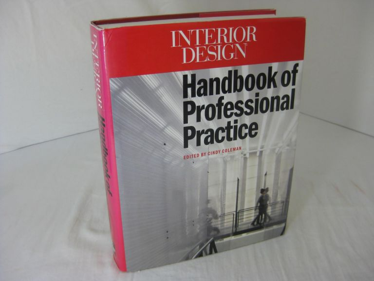Interior Design Handbook Of Professional Practice Cindy Coleman Magazine