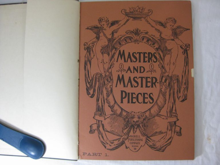 MASTERS AND MASTERPIECES (Part 1)