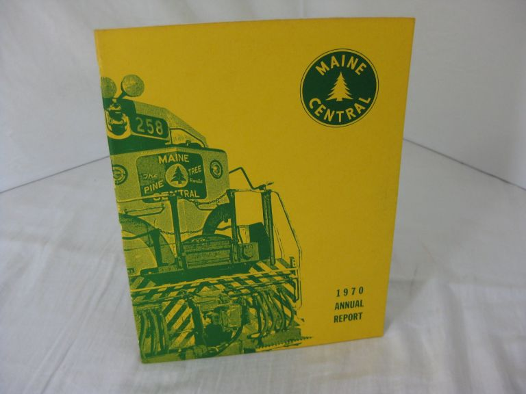 MAINE CENTRAL 1970 ANNUAL REPORT