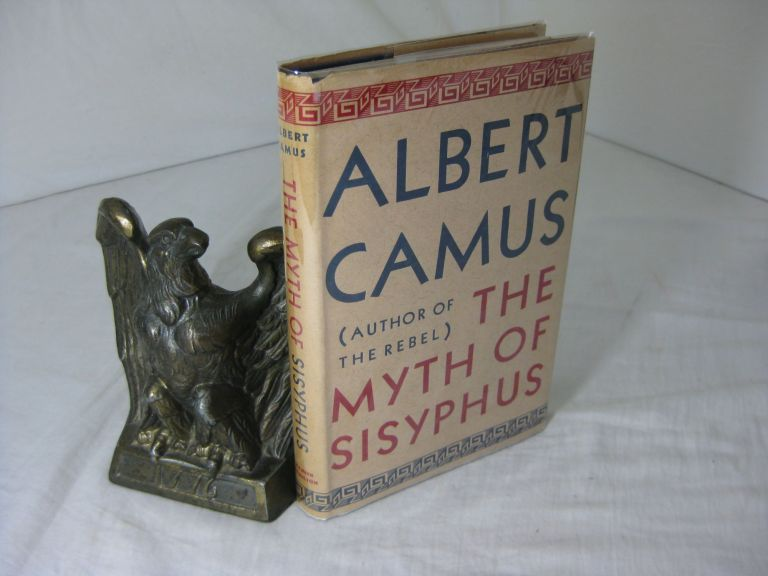 THE MYTH OF SISYPHUS. Albert Camus, Translated from the