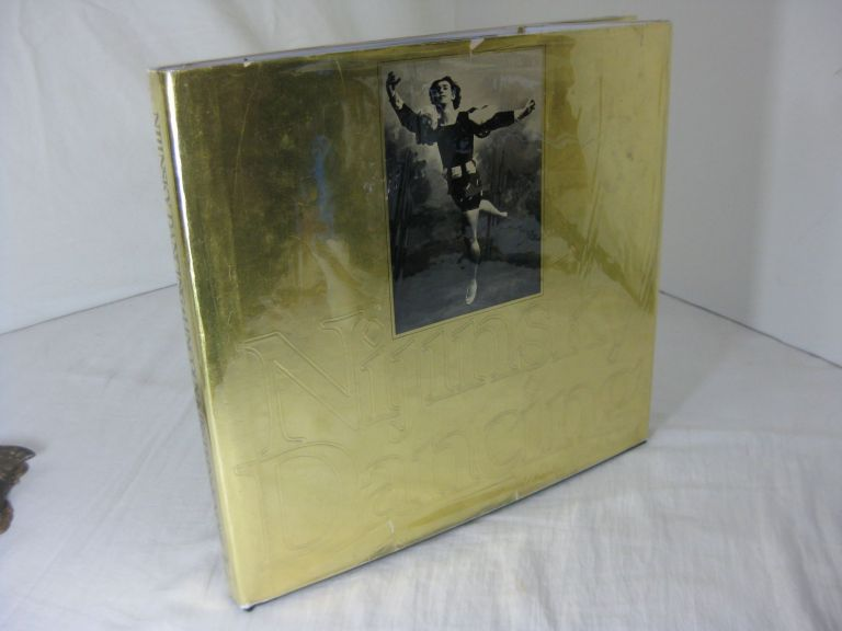 NIJINSKY DANCING (Signed by Lincoln Kirstein and George Balanchine). Lincoln Kirstein, Jacques Riviere, Edwin Denby.