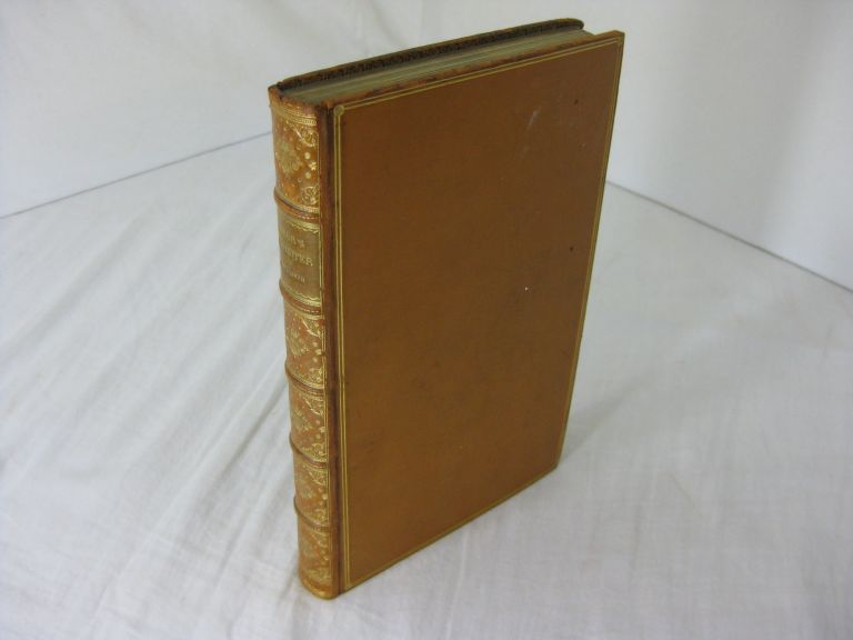 THE MISER'S DAUGHTER (in Fine Binding by Riviere). William Harrison Ainsworth