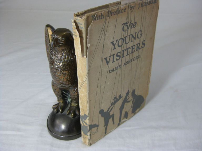 THE YOUNG VISITERS (Visitors) Or, Mr. Salteena's Plan. Daisy Ashford, J. M. Barrie.