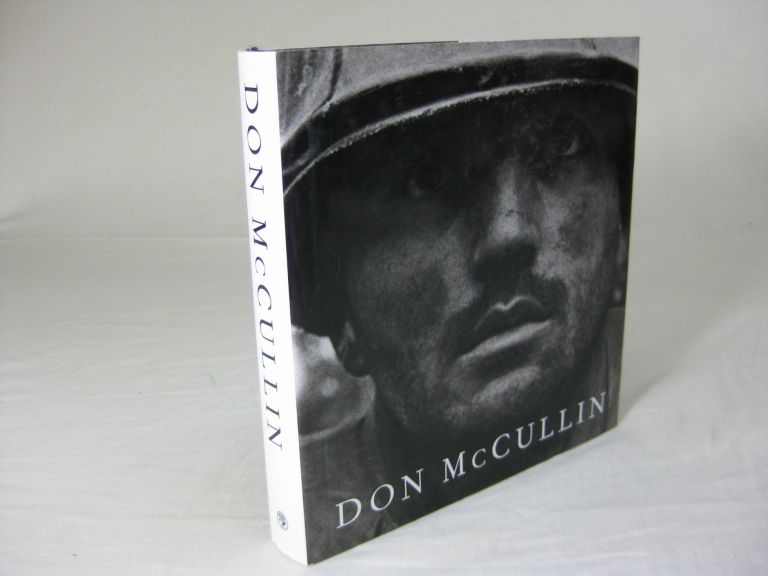 DON MCCULLIN. Harold introduction Evans, susan Sontag. Don McCullin.