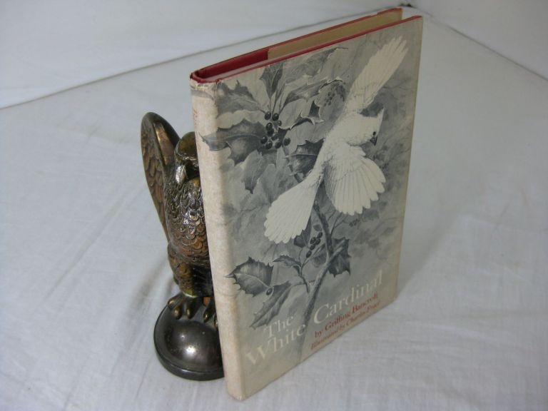 THE WHITE CARDINAL.; Illustrated by Charles Frace. Griffing Bancroft.