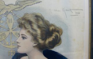THE NAVY GIRL, Class Of 1911