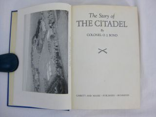 THE STORY OF THE CITADEL