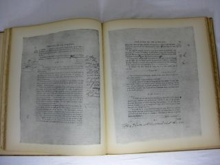 REPRODUCTION OF SOME OF THE ORIGINAL PROOF SHEETS OF BOSWELL'S LIFE OF JOHNSON.