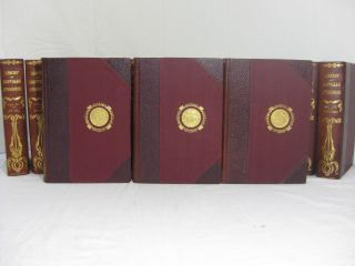 LIBRARY OF SOUTHERN LITERATURE (17 volumes, complete, in Deluxe Bindings)