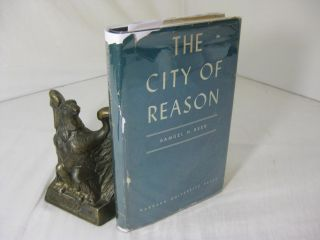 THE CITY OF REASON. Samuel H. Beer