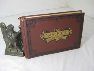 MARLBORO ILLUSTRATED: Twenty-One Views (Marlborough, Mass.). anonymous