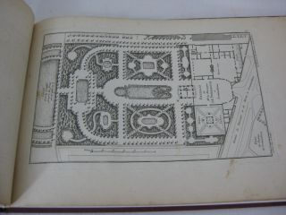 Les Jardins Anglo-Chinois. (Cahiers I - IV) with extra plate.