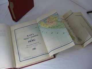 PERU IN 1906. WITH A BRIEF HISTORICAL AND GEOGRAPHICAL SKETCH (Signed by Jose Pardo, president of Peru)