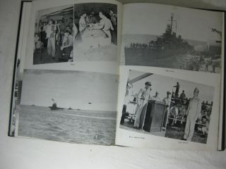 BATTLE RECORD AND HISTORY OF THE U.S.S. COLUMBIA, 1942-1945 with important relevant material