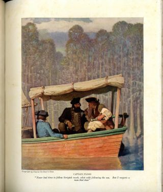 DRUMS: WITH COLOR PICTURES BY N. C. WYETH.