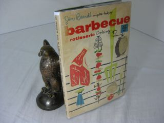 THE COMPLETE BOOK OF BARBECUE & ROTISSERIE COOKING. Jim Beard, H. Rosenbaum, James Beard