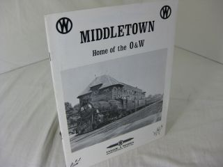 MIDDLETOWN: Home of the O & W. David A. Ackerman