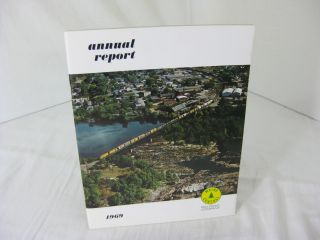 ANNUAL REPORT MAINE CENTRAL RAILROAD COMPANY 1969