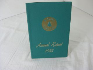 1955 ANNUAL REPORT MAINE CENTRAL RAILROAD COMPANY