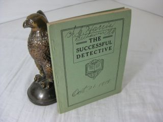 THE SUCCESSFUL DETECTIVE