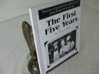 THE FIRST FIVE YEARS. Kyra Alex