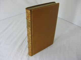 THE MISER'S DAUGHTER (in Fine Binding by Riviere