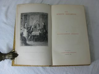 THE MISER'S DAUGHTER (in Fine Binding by Riviere)