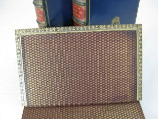 THE LIFE OF MARIE DE MEDICIS, Queen of France, Consort of Henry IV, and Regent of the Kingdom under Louis XIII. (3 volume set, complete. In Fine Binding)