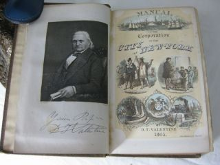 MANUAL OF THE CORPORATION OF THE CITY OF NEW YORK. 1865