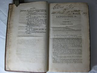 AN EXPOSITION OF THE BOOK OF COMMON PRAYER, AND ADMINISTRATION OF THE SACRAMENTS AND OTHER RITES AND CEREMONIES OF THE CHURCH , &c.