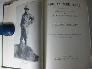AFRICAN GAME TRAILS