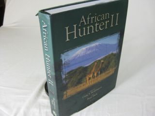 AFRICAN HUNTER II. Craig T. Boddington, Peter Flack