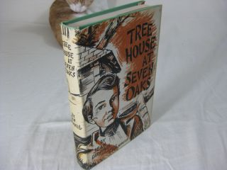 TREE HOUSE AT SEVEN OAKS. A Story of the Flat Water Country in 1853. Jean Bothwell, Bob Hodgell