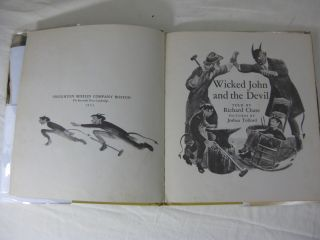 WICKED JOHN AND THE DEVIL