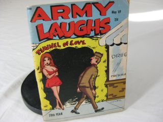 ARMY LAUGHS May '69: Vol. 18 No. 6