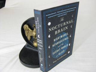 THE NOCTURNAL BRAIN: Nightmares, Neuroscience, and the Secret World of Sleep. Guy Leschziner