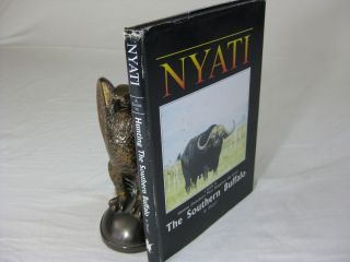"NYATI: A guide to Hunting Zimbabwe's Most Dangerous Big Game, THE SOUTHERN BUFFALO. ""Doctari"",..."