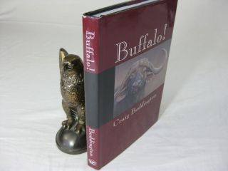 BUFFALO! (Signed). Craig Boddington