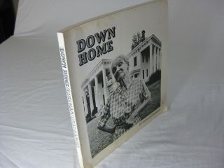 DOWN HOME: Camden, Alabama. Bob. Text Adelman, Susan Hall