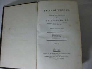 Tales of Wonder. Two volumes in one.
