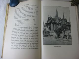 SIAM ON THE MEINAM FROM THE GULF TO AYUTHIA; TOGETHER WITH THREE ROMANCES ILLUSTRATIVE OF SIAMESE LIFE AND CUSTOMS.