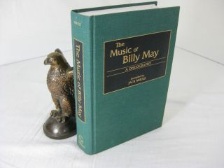 THE MUSIC OF BILLY MAY; A DISCOGRAPHY.; Foreword by Alan Livingston. Jack Mirtle, compiler