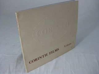 CORINTH FILMS, Volume 1, No.1