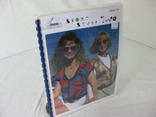 SHORT STUFF TWO, Book 8; {10 knitting patterns}. Laura Militzer Bryant