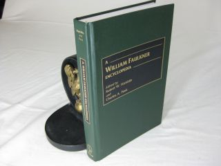 A WILLIAM FAULKNER ENCYCLOPEDIA. Robert W. Hamblin, Charles A. Peek