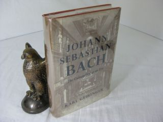 JOHANN SEBASTIAN BACH: THE CULMINATION OF AN ERA. Karl Geiringer