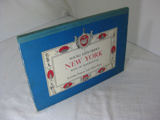 A YOUNG EXPLORER'S NEW YORK; Maps of Manhattan. Lavinia Faxon, Alan Price