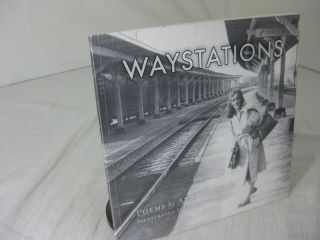 WAYSTATIONS; Poems. Anne Russell, Howard Garriss
